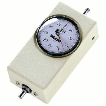 mechanical dynamometer / portable / tension/compression / compact