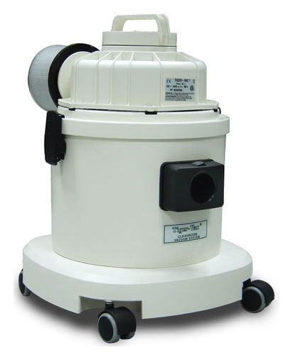 dry vacuum cleaner / single-phase / for clean rooms / for pharmaceutical applications