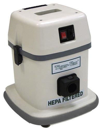 dry vacuum cleaner / hazardous dust / single-phase / industrial