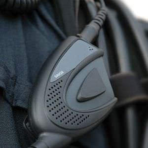 Speaker-microphone 8 - 32 Ω, IP67, 2.5 - 10 V | C-C500 Savox