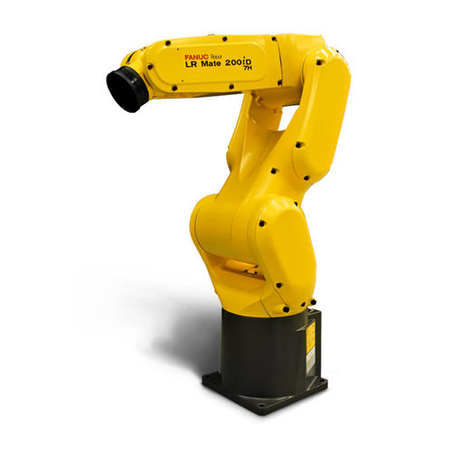 Articulated robot / 5-axis / handling / compact LR Mate 200iD/7H FANUC Europe Corporation