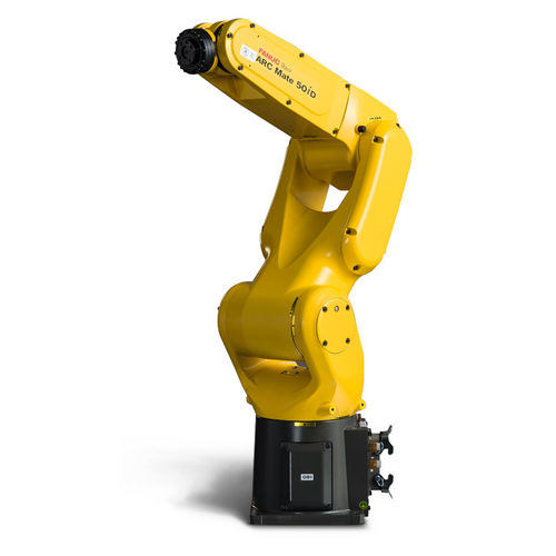 Articulated robot / 6-axis / arc welding / for harsh environments ARC Mate 50iD FANUC Europe Corporation