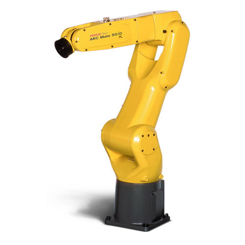 articulated robot / 6-axis / arc welding / for harsh environments