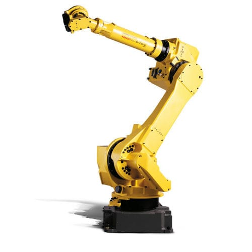 Articulated robot / 6-axis / handling / high-speed M-710iC/50 FANUC Europe Corporation
