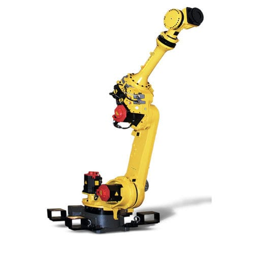 Articulated robot / 6-axis / spot welding / short cycle time R-1000iA/100F FANUC Europe Corporation