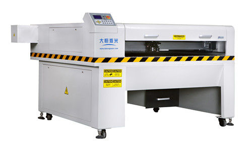 Stainless steel cutting machine / CO2 laser / CNC 130SA Beijing Daheng Laser Equipment Co., Ltd