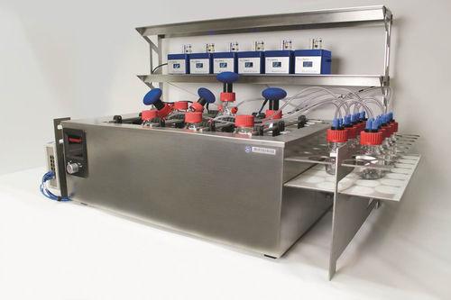 gas analyzer / temperature / benchtop