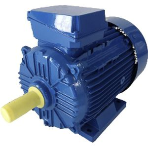 three-phase motor / induction / 400 V / 4-pole