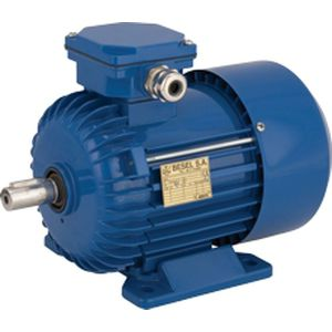 three-phase motor / induction / 400 V / high-efficiency