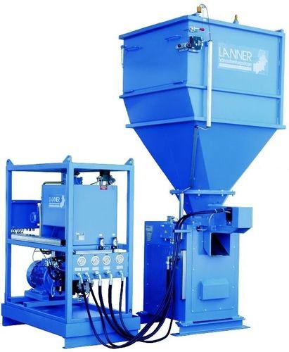 Vertical-shaft impact crusher / stationary Lanner Anlagenbau