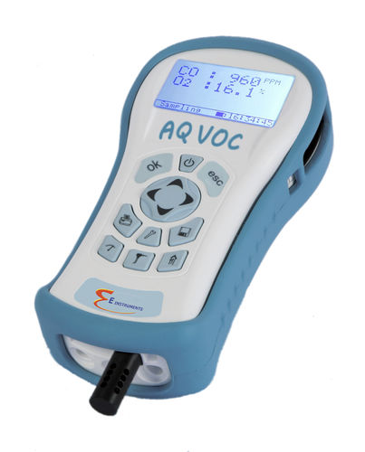 handheld air quality meter - E Instruments International