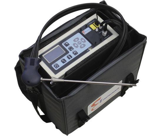 gas analyzer - E Instruments International