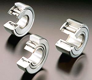 roller bearing / needle / single-row / steel