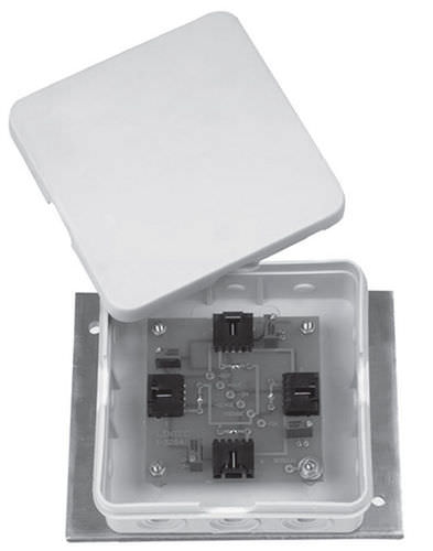 Plastic junction box / IP54 / wall-mounted IP54 | KPB-4 Flintec