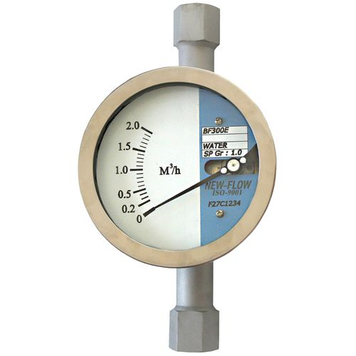 variable-area flow meter / magnetic / for liquids / for gas