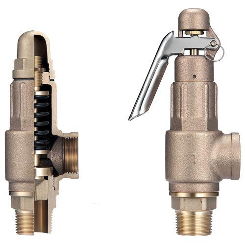 Directional security valve N9B, N9LB Golden Mountain Enterprise