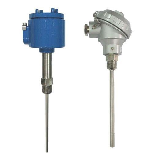 resistance temperature sensor / 2-wire / 3-wire / 4-wire