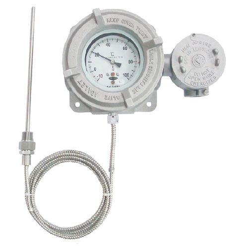 differential temperature switch / explosion-proof