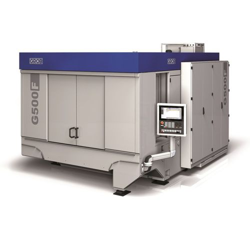 3-axis CNC machining center / vertical
