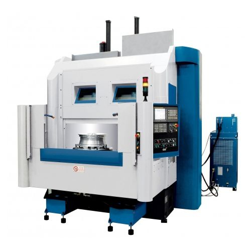 CNC lathe / vertical / 4-axis / high-speed