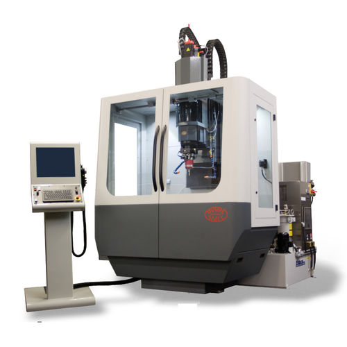 surface grinding machine / tool / CNC / 3-axis
