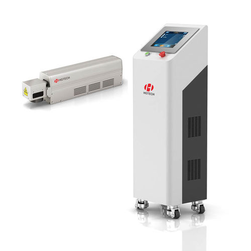 CO2 laser marking machine / for integration / for metal / for non-metals Flying series Farley Laserlab