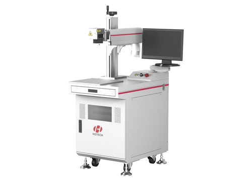 Laser marking machine / automatic / high-speed / for electronic components HG-V Fiber Laser Marking Machine Farley Laserlab