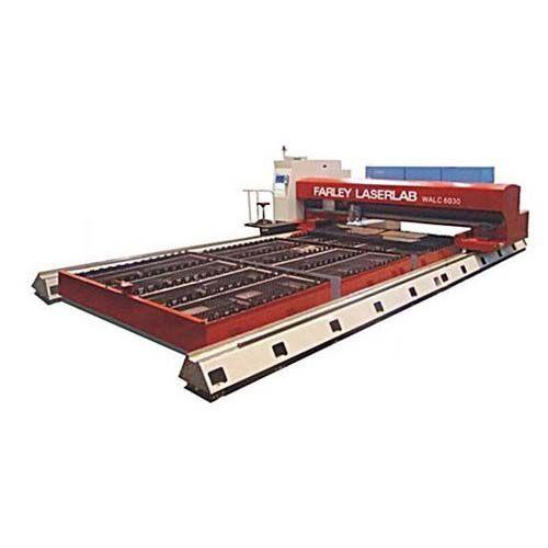 Stainless steel cutting machine / CO2 laser / CNC / large-format WALC8020, QAC Farley Laserlab