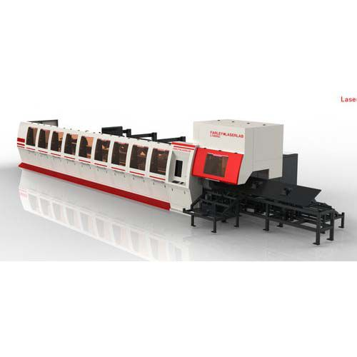 Stainless steel cutting machine / fiber laser / for tubes / CNC LT7535 Farley Laserlab