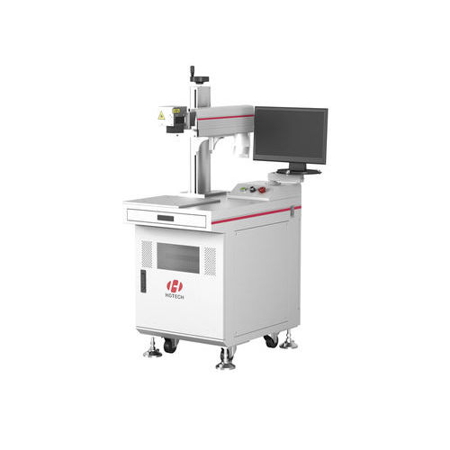 laser marking machine / automatic / high-speed / for electronic components