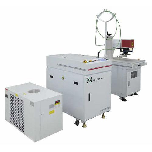 fiber laser welding machine / automatic