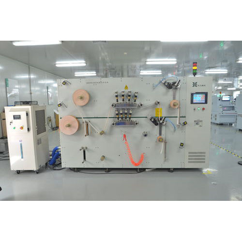perforating machine for the tobacco industry / laser