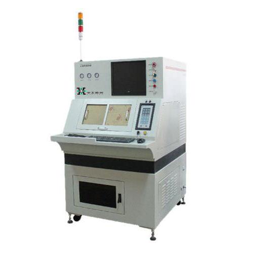 plastic cutting machine / UV laser / wafer / CNC