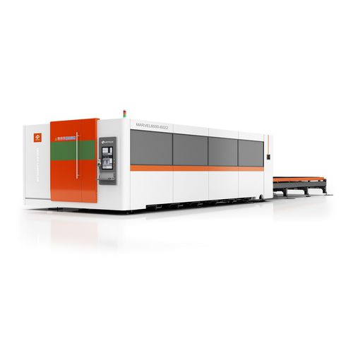 metal cutting machine - Farley Laserlab