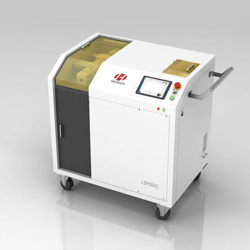 laser cleaning machine / automatic / handheld / for the automotive industry