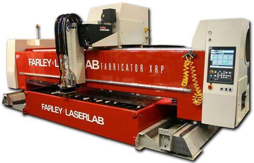 Metal cutting machine / plasma / CNC Fabricat, QAC Farley Laserlab