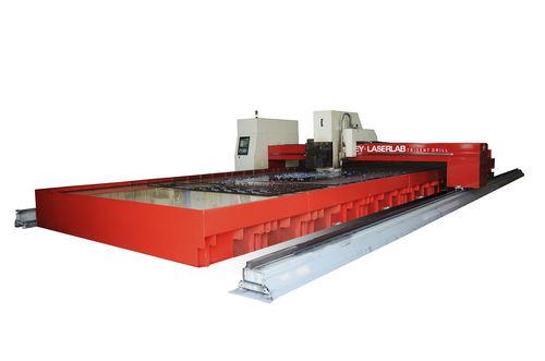 Steel cutting machine / plasma / CNC / high-speed CE/FDA/Trident Farley Laserlab