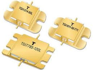 FET transistor / field-effect / power / microwave 3.3 - 8.5 GHz | TIM series  Toshiba America Electronics Components