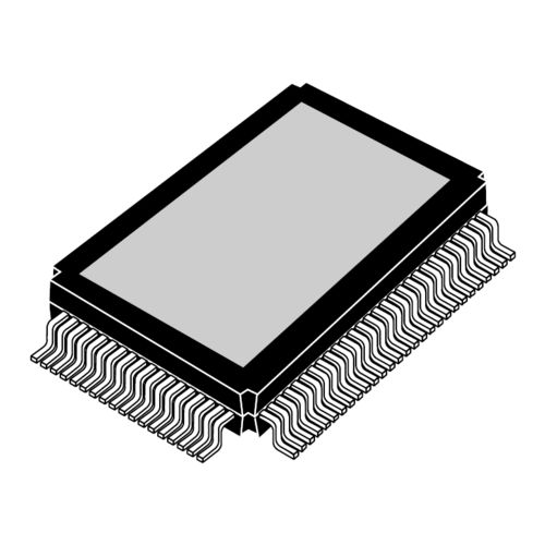 audio amplifying integrated circuit / Class D / high-power