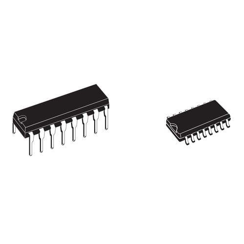 IC multiplexer / analog