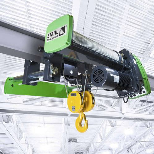 electric cable hoist / compact