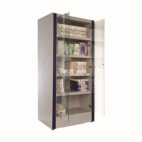 RFID cabinet / storage / floor-mounted / shelf