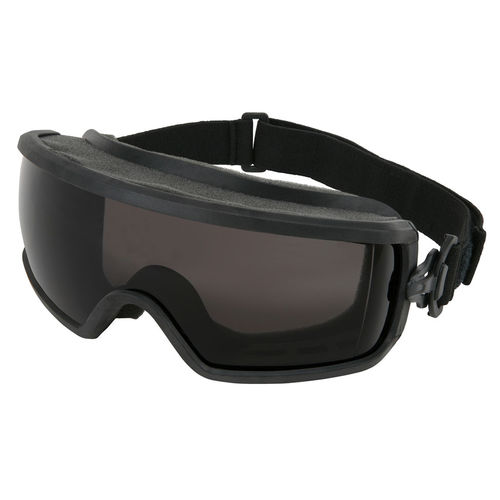 mechanical protective goggles / wrap-around / anti-fog coating