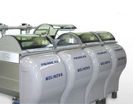 Olive paste kneading machine MOLINOVA TG   Pieralisi - Olive Oil Division