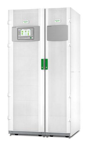 Double-conversion UPS / three-phase / network / modular Galaxy VM  Schneider Electric