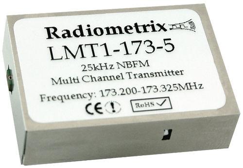 RF radio transmitter / VHF / FM / RS232