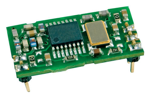 UHF radio transmitter