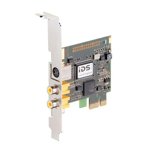 PCIe video capture card / digital / real-time / monochrome