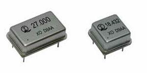 XO oscillator / electronic / surface-mount 166-B Interquip Electronics