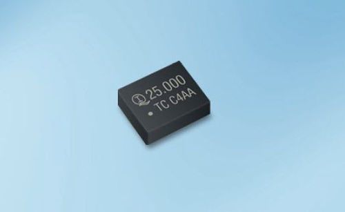 Crystal oscillator / surface-mount 1 - 50 MHz | 166-B Interquip Electronics